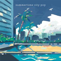 summertime city pop