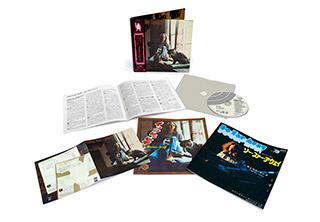 Tapestry CD展開写真